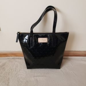 Kate Spade Yaletown Black Tote Bag
